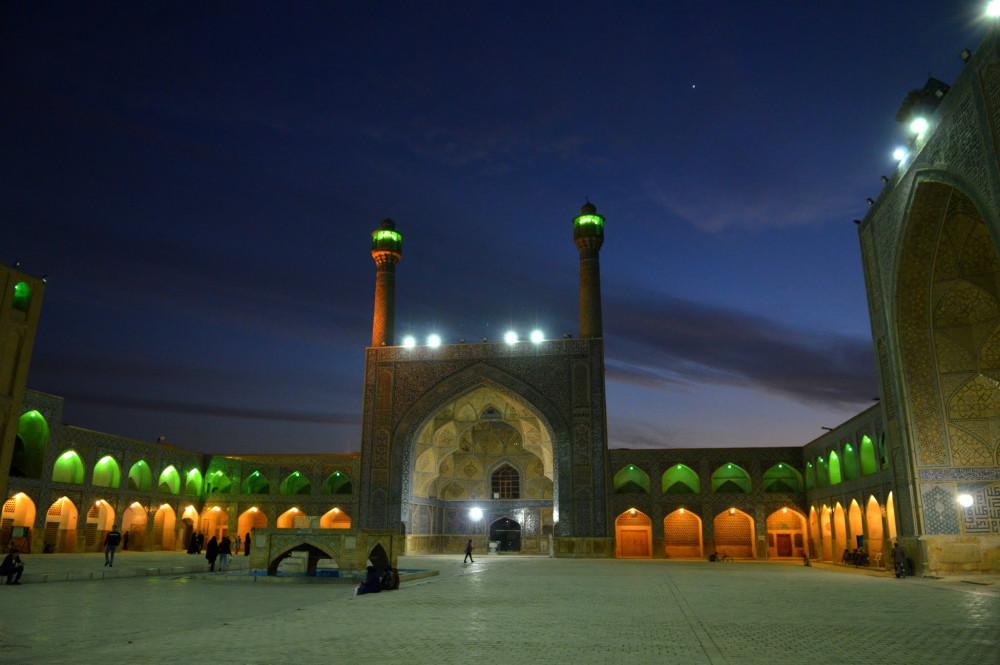 Исфахан иран фото