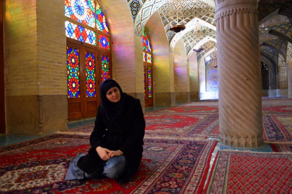 поездка в иран фото потом вояки