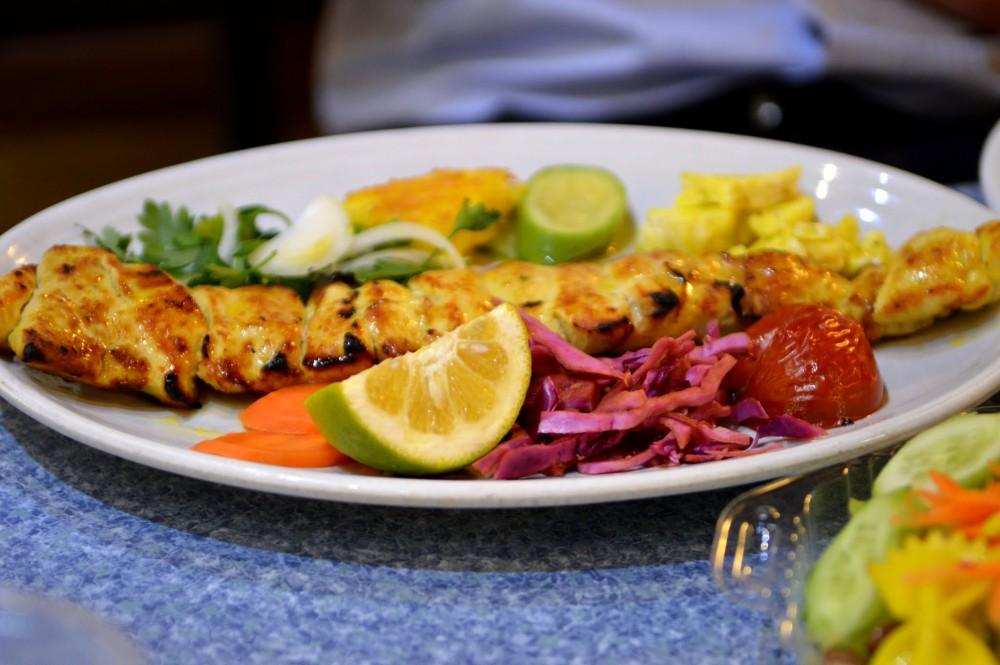 Иранская кухня рецепты с фото