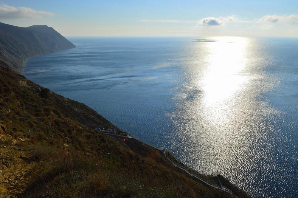 Как мы провели январь в Анапе или Зимовка на Черном море