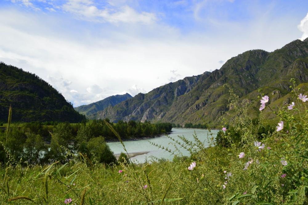 Поход в Горный Алтай. Часть II Че-Чкыш и Тельдекпенские пороги