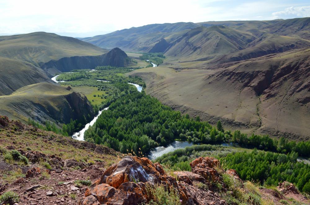 Поход в Горный Алтай. Часть IV Марс, Монголия, Муркут