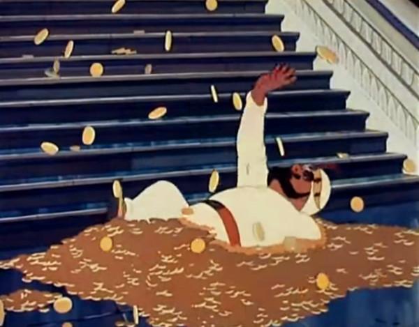 Золотая антилопа мультфильм картинки