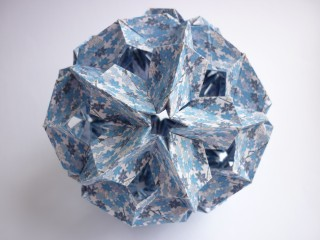 Stellar Crystal folded by tatianaamo