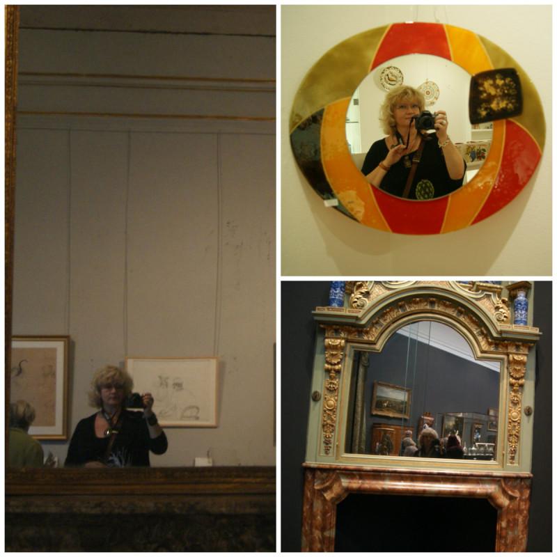 collage селфи