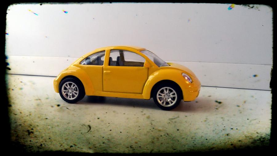 Машинка из фикс-прайса и новый фоторедактор pixlr