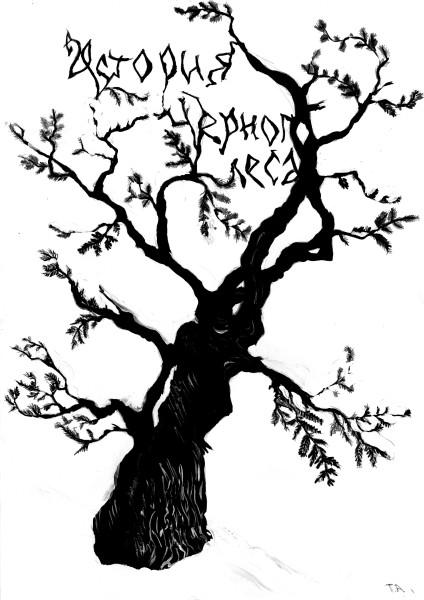 История черного леса