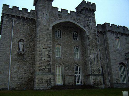 Северный Уэльс, замки, Боделвиддан, Bodelwyddan, North Wales
