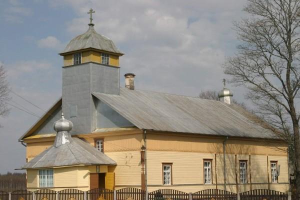 Москвино, старообрядческая моленная