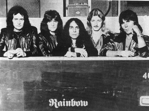 Ronnie and Rainbow