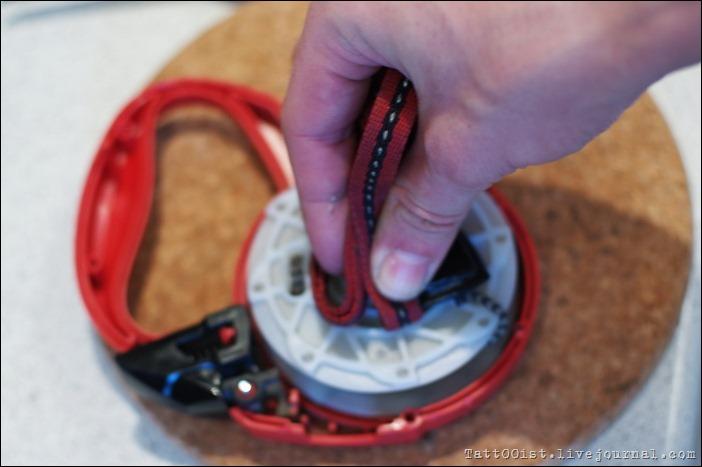 Ремонт поводка рулетки для собак своими руками