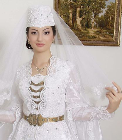 Хьоалчаг1 ингушские невесты