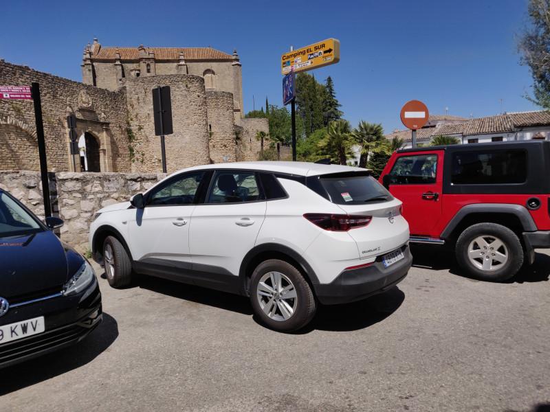 Путешествие по южной Испании на автомобиле.