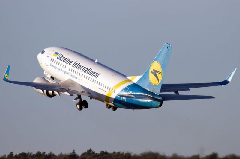 В Тегеране , через 6 минут после взлета, рухнул украинский пассажирский самолет