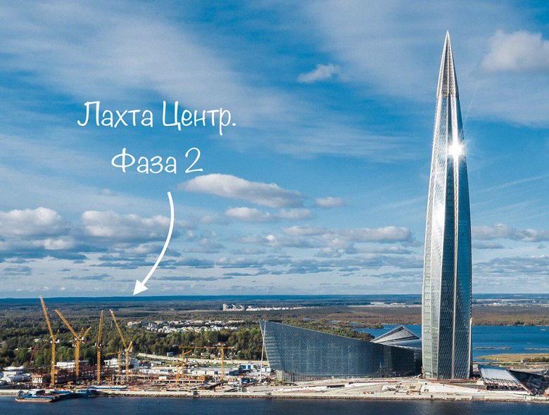 Проклятие небоскреба Газпрома