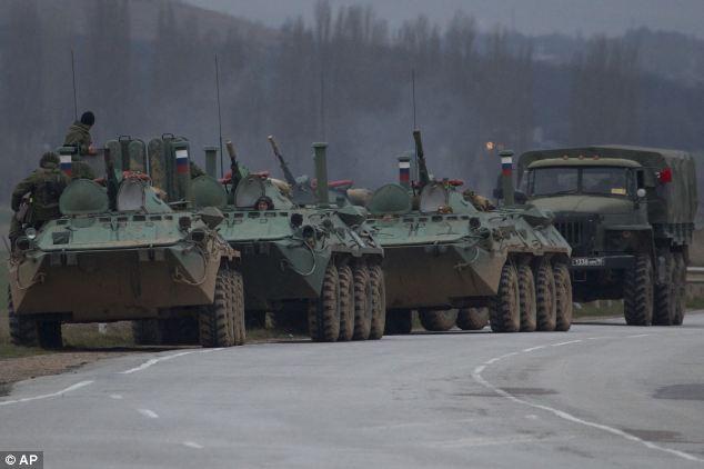 Кремль мог использовать данные из твиттера во время операции на востоке Украины