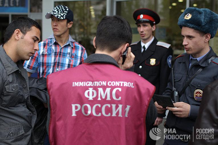 Новая иммиграционная политика России