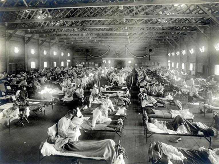 Что будет, если эпидемия испанки разразится сейчас? Статья из 2018 года