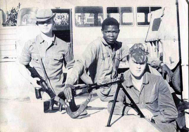Как Родезия с Советским Союзом воевала