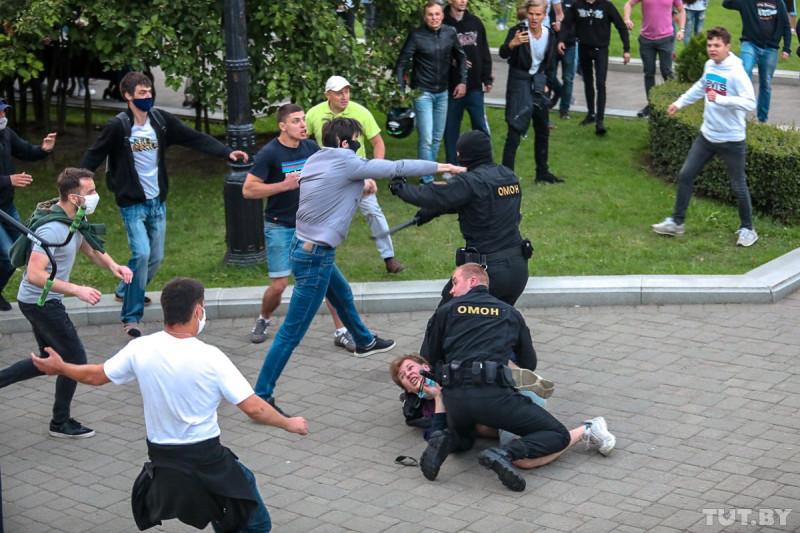 Что происходит в Беларуси?