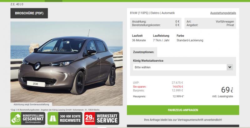 Как в Германии раздают новые электромобили, или почему бензиновым автомобилям