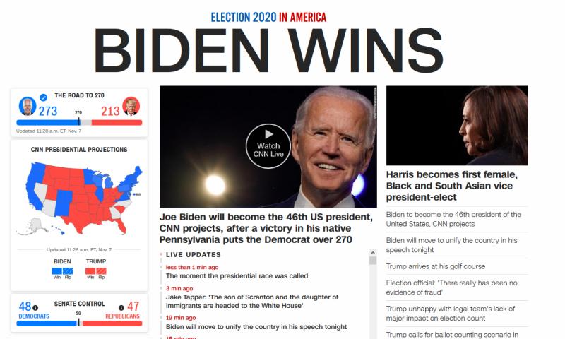 Выборы в США - конец истории