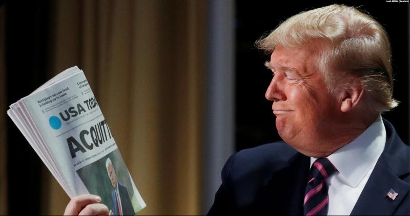 Трамп не путинский пудель? А Guardian опубликовала документы что да!