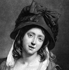1782john zoffany, the flower girl, 1782 detail