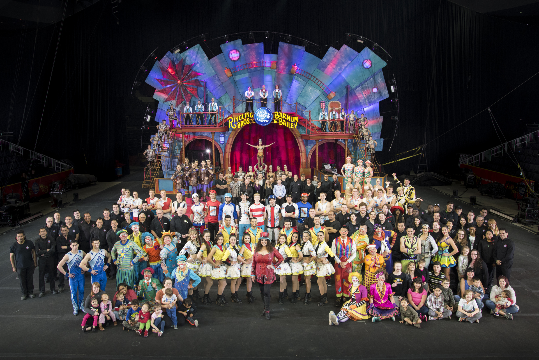 Big Apple Circus 'a way of life'