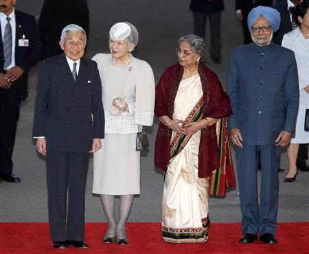 ru_royalty: Визит их императорских величеств в Индию.