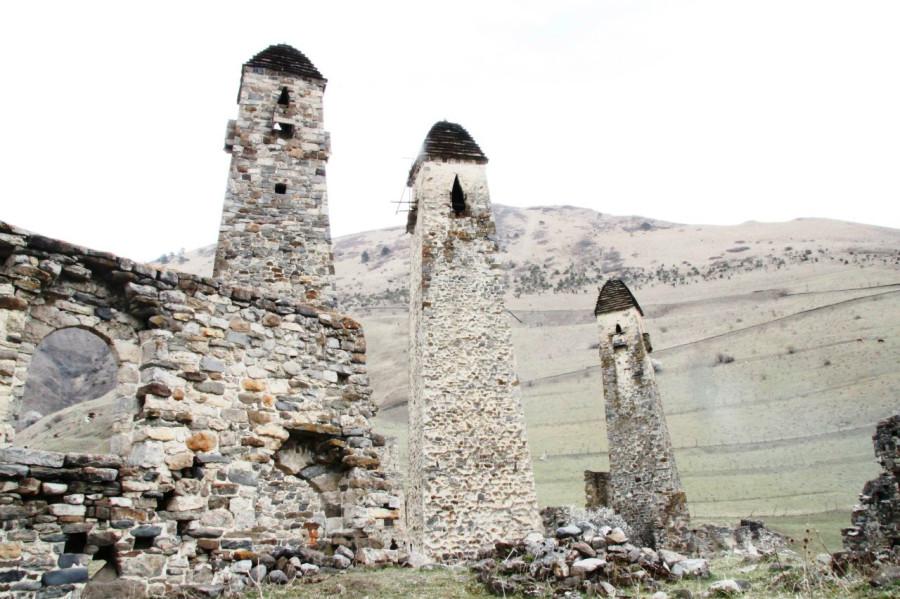 Эрзи. селение в Ингушетии в Джейрахском районе