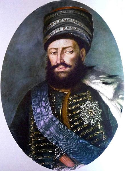 Царь Грузии Ираклий Второй