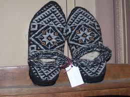 шерстяная обувь Читы