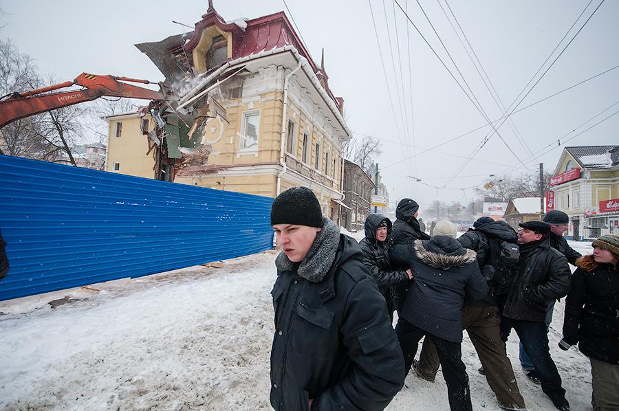 В Нижнем Новгороде тоже есть люди