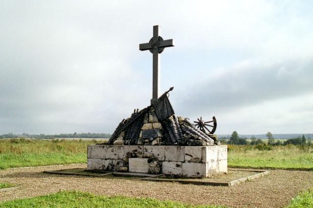 Памятник Нежинскому Драгунскому полку было