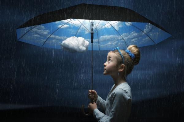 Джон Вильхельм. Под зонтом