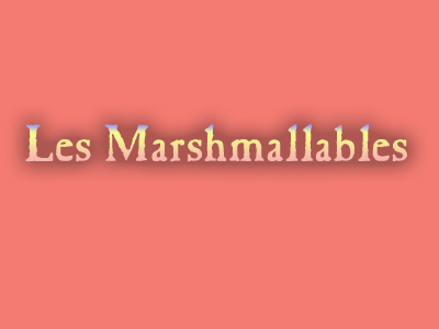 Les Marshmallables