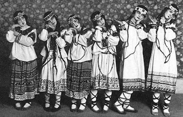 Nijinsky-Rite