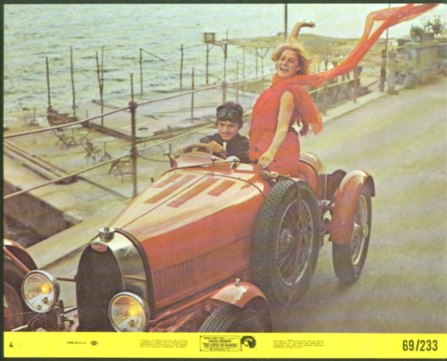 Vanessa_Redgrave_in_Bugatti_Loves_of_Isadora_pic_1969