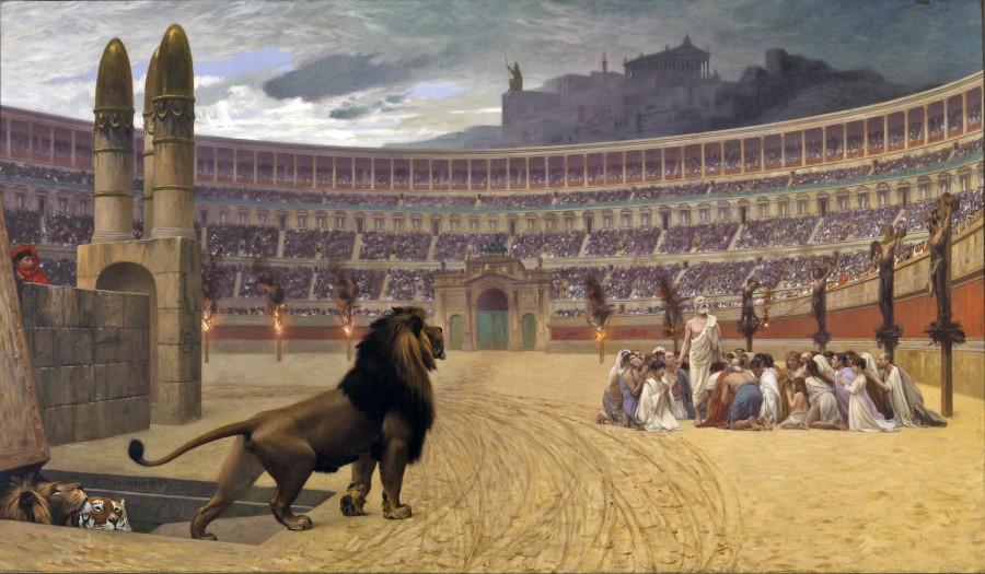 Jean-Léon_Gérôme_-_The_Christian_Martyrs'_Last_Prayer_-_Walters
