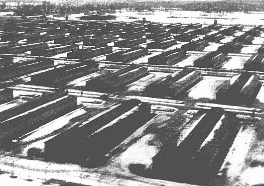 barracks-of-auschwitz-birkenau-camp