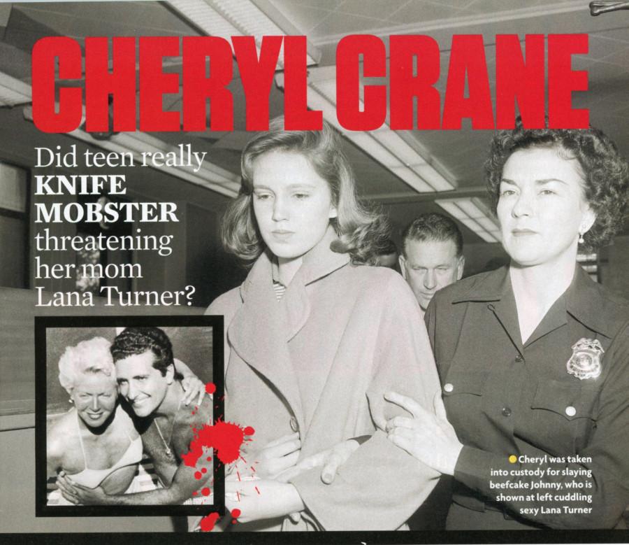 'Cheryl Crane' - Women Who Kill - Globe