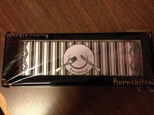 5) Tin pencil box