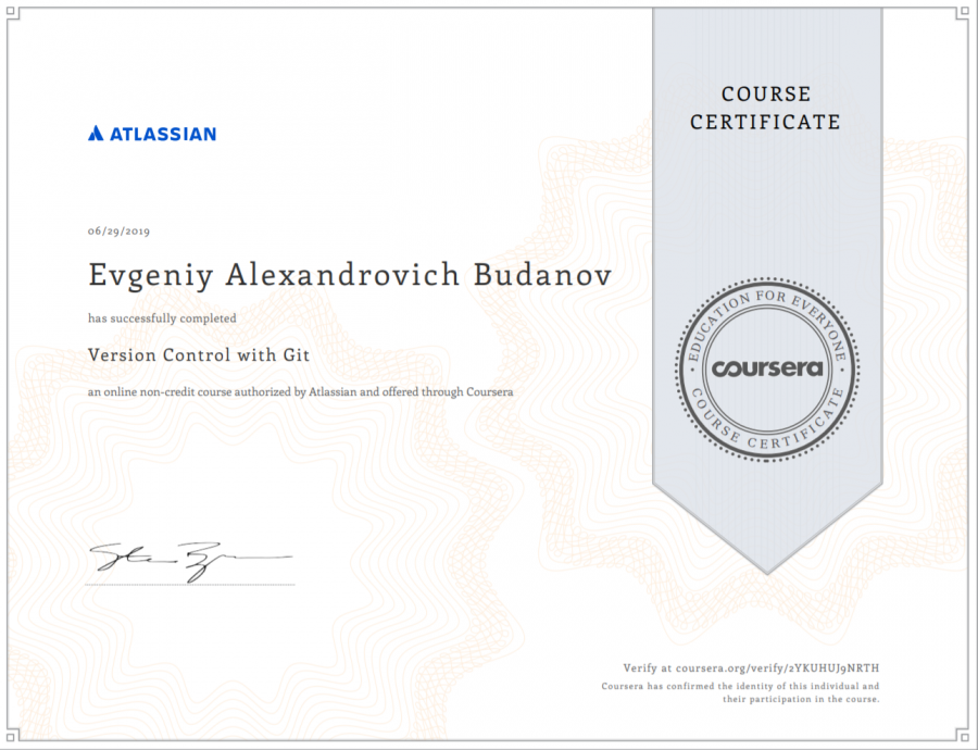 2019-06-29 19_36_15-Evgeniy Alexandrovich Budanov's Course Record of Version Control with Git from A.png