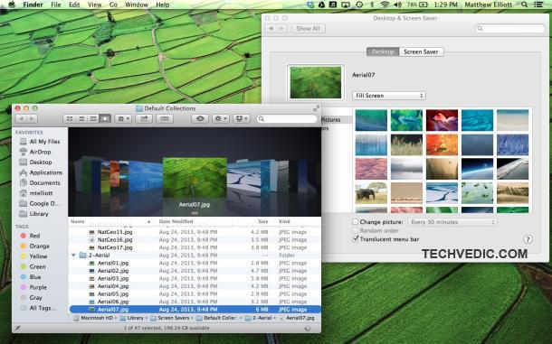 OS X Mavericks-1