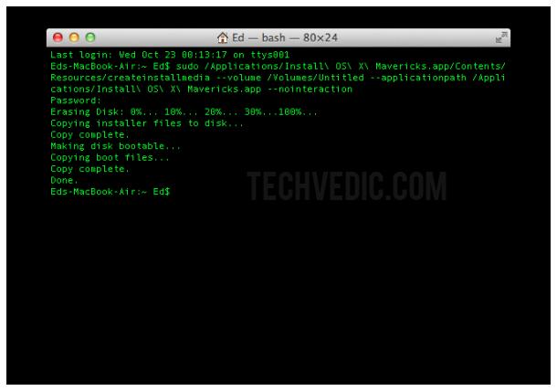 OS X Mavericks -2