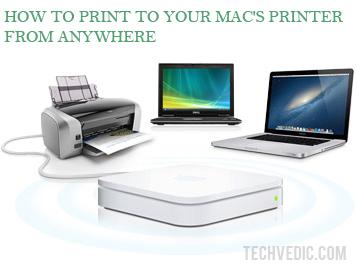 Mac's printer