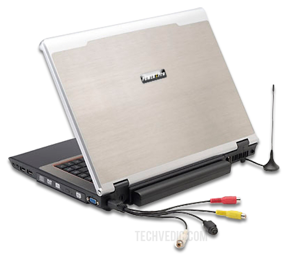 connect Laptop