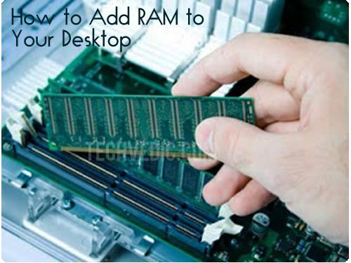 Add RAM