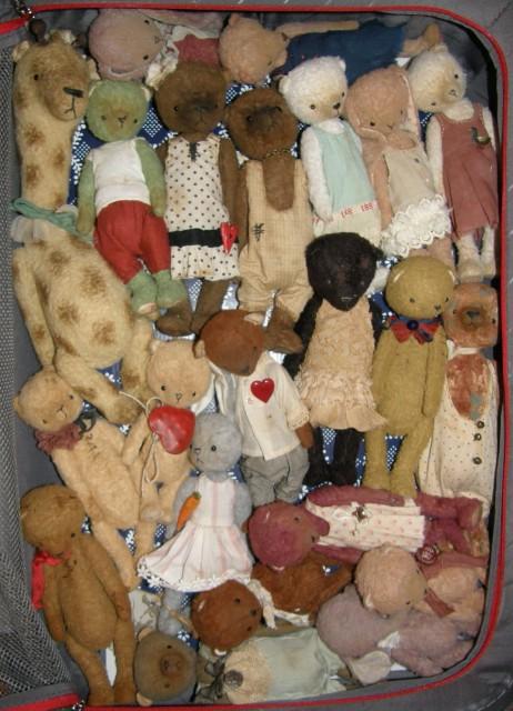 Искусство Куклы в Манеже